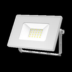 Прожектор светодиодный LED 20W 1350lm IP65 6500К белый 1/30 Gauss