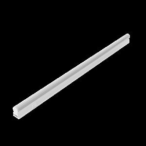 Светильник Gauss TL линейный 10W 700lm 3000K IP20 561х22х37 (к.п. 1м, Коннект2шт, креп 1шт) LED 1/25