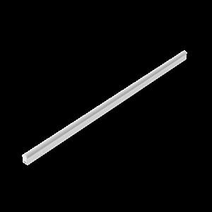 Светильник Gauss TL линейный 12W 1000lm 3000K IP20 865х22х37 (к.п. 1м, Коннект2шт, креп 1шт) LED 1/25