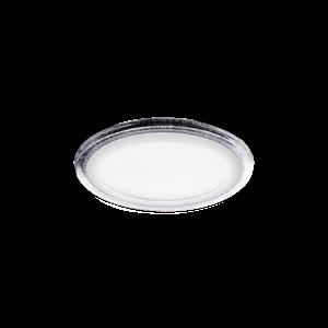 Светильник Gauss Bubbles BL319 Кругл. 12+4W, LED 4000K, 1200лм,193х31мм,Ø160 1/20 Gauss