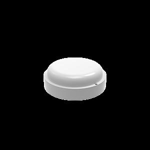 Св-к светодиодный Gauss ECO IP65  D160*53 12W 940lm 4000K ЖКХ кругл c оптико-акустическ. сенс. 1/40