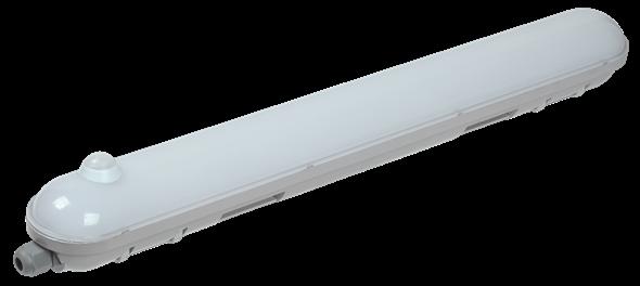 Св-к лин Gauss СПП-176 EVO 18W 1950lm 4000K 200-240V IP65 600*76*82мм ИК-сенс и соед в лин LED 1/12