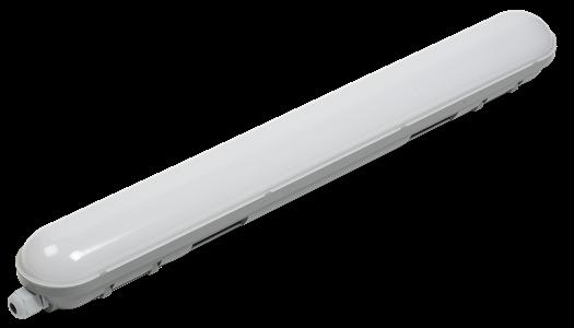 Светильник линейный Gauss СПП-176 EVO 18W 1980lm 6500K 200-240V IP65 600*76*66мм соед в лин LED 1/12