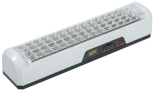 Светильник светодиодный аккумуляторный ДБА 3928 15ч 12Вт IEK