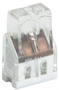 Строительно-монтажная клемма СМК 772-202 компактная IEK