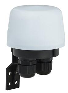 Фотореле ФР-604 3300ВА IP66 белый IEK