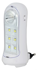 Светильник светодиодный аккумуляторный ДБА 3924 3ч 1,5Вт IEK