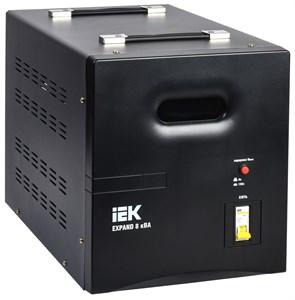 Стабилизатор напряжения переносной EXPAND 8кВА IEK