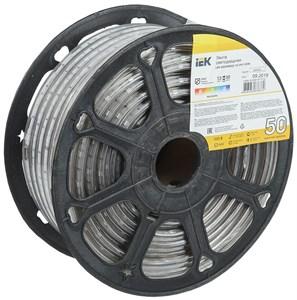Лента светодиодная 50м LSR-5050RGB30-7,2-IP67-220В IEK