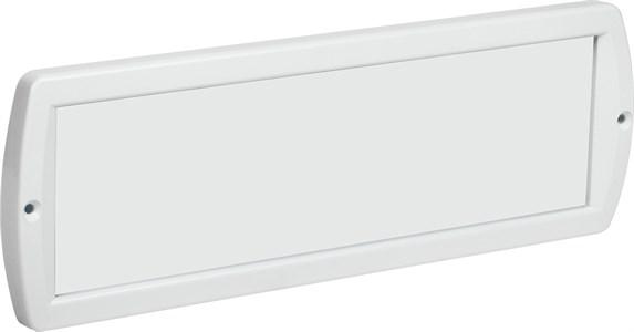 Оповещатель охранно-пожарный световой 220 (основание) 220В IP52 IEK