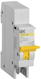 Расцепитель минимального и максимального напряжения РММ47-150 на DIN-рейку для ВА47-150 IEK