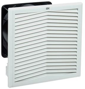 Вентилятор с фильтром ВФИ 480 м3/час IP55 IEK