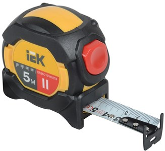 Рулетка измерительная PROFESSIONAL 5м IEK