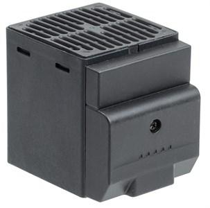 Обогреватель на DIN-рейку в корпусе (встроенный вентилятор) 150Вт IP20 IEK