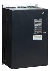 Преобразователь частоты A650 380В 3Ф 37кВт 75А со встроенным тормозным модулем ONI