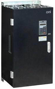 Преобразователь частоты A650 380В 3Ф 132кВт 253А с дросселем в ЦПТ в комплекте ONI