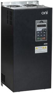 Преобразователь частоты A650 380В 3Ф 75кВт 150А ONI