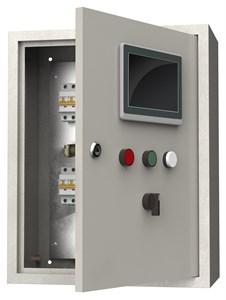 Щит управления освещением по протоколу DALI на 64 устройства IEK
