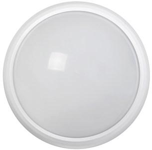 Светильник светодиодный ДПО 5122Д 8Вт 6500K IP65 круг белый с акустическим датчиком IEK