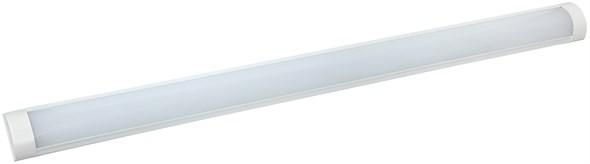 Светильник светодиодный линейный ДБО 5011 45Вт 6500К IP20 1500мм сталь IEK