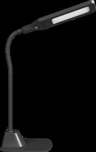 Светильник Navigator 71 565 NDF-D007-5W-5K-BL-LED на основании, черный