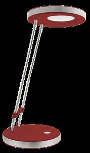 Светильник Navigator 71 243 NDF-D014-6W-4K-R-LED на основании, красный