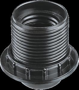 Navigator  NLH-BL-R-E27  карболит люстровый с кольцом М10  71 610