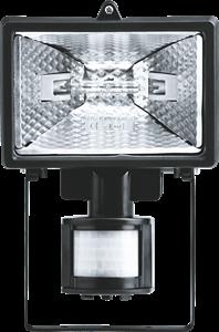 Navigator 94 609 NFL-SH1-150-R7s/BL прожектор с датчиком движ. (78мм)