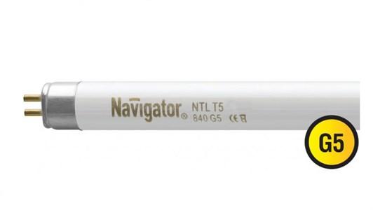 Лампа Navigator 94 109 NTL-T5-21-840-G5