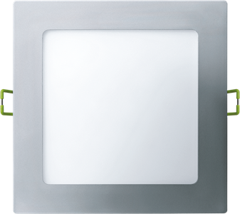 Navigator  12Вт  4000K  800Лм 172x172  квадрат  серебро / 71 384 NLP-S1