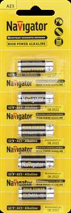 Элемент питания Navigator 61 464 NBT-NE-A23-BP5