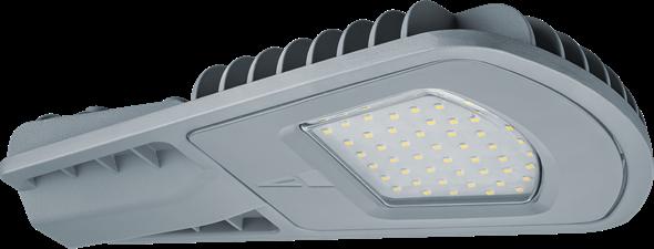 Navigator ДКУ 40Вт 4200Лм 5000К  242х190х54 IP65 серый посад диаметр 40мм/14 199 NSF-PW6-40-5K-LED