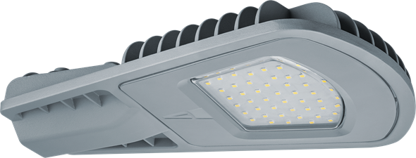 Navigator ДКУ  60Вт 6300Лм 5000К 242х190х54 IP65 серый  посад диаметр 42мм / 14 200 NSF-PW6-60-5K-LED