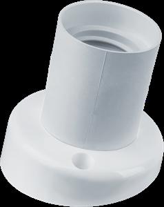 Navigator  NLH-PL-W1-E27 пластик настенный наклонный 14 016
