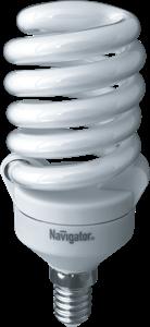 Navigator Лампа компактная люминесцентная NCL-SF10-20-827-E14
