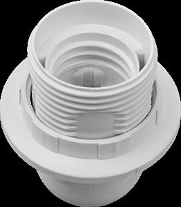 Navigator  NLH-PL-R1-E27 пластик люстровый с кольцом 71 603 НОВИНКА