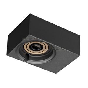 Корпус PLURIO-BASE-SURFACE-S112x79 (BK, 1-2, 200mA) (ARL, IP20 Металл, 3 года)