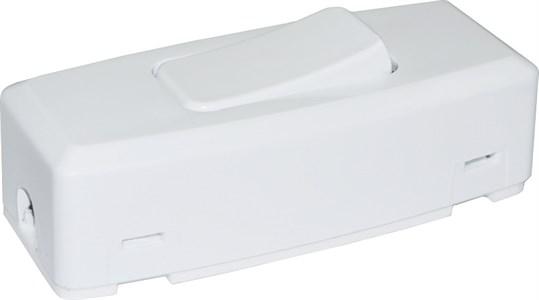 Выключатель для бра NE-AD 10А, 250В , цвет белый