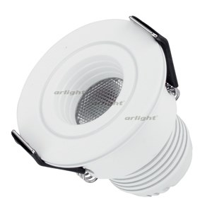 Светодиодный светильник LTM-R45WH 3W White 30deg (ARL, IP40 Металл, 3 года)