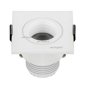 Светодиодный светильник LTM-S46x46WH 3W Day White 30deg (ARL, IP40 Металл, 3 года)