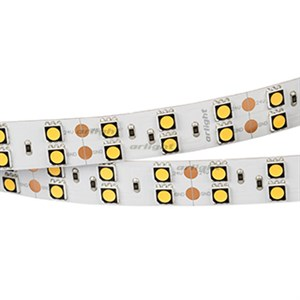 Лента RT 2-5000 24V Warm3000 2x2 (5060, 600 LED, CRI98) (ARL, 28.8 Вт/м, IP20)
