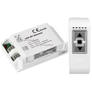 Диммер LN014 (220V, 220W, ПДУ 3кн) (ARL, IP20 Пластик, 1 год)