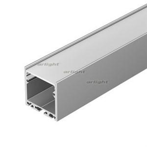 Профиль с экраном SL-LINE-3535-2500 ANOD+OPAL (ARL, Алюминий)