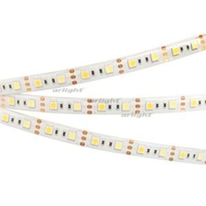 Лента RTW 2-5000SE 12V White-MIX 2x (5060, 300 LED, LUX) (ARL, 14.4 Вт/м, IP65)