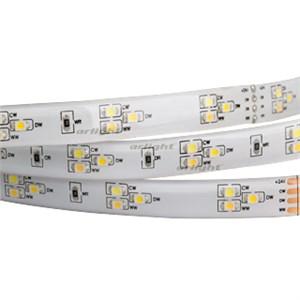 Лента RTW 2-5000SE 24V White-TRIX 2x (3528, 450 LED, LUX) (ARL, 7.6 Вт/м, IP65)