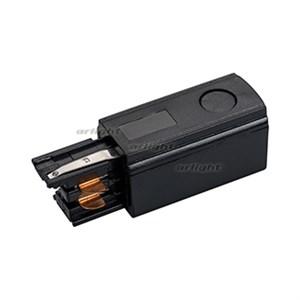 Коннектор питания LGD-4TR-CON-POWER-R-BK (C) (ARL, IP20 Пластик, 3 года)