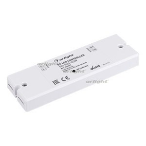Контроллер SR-1029-CDW (12-24V, 2x5A) (ARL, IP20 Пластик, 3 года)