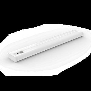 Многофункциональный автономный сенсорный светильник 3,5W 316х47х18, 200лм (линейный, белый) 1/6/36