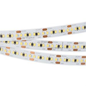 Лента MICROLED-5000 24V Warm2700 8mm (2216, 300 LED/m, LUX) (ARL, 8 Вт/м, IP20)