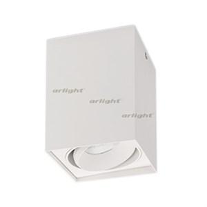 Светильник SP-CUBUS-S100x100WH-11W Warm White 40deg (Arlight, IP20 Металл, 3 года)